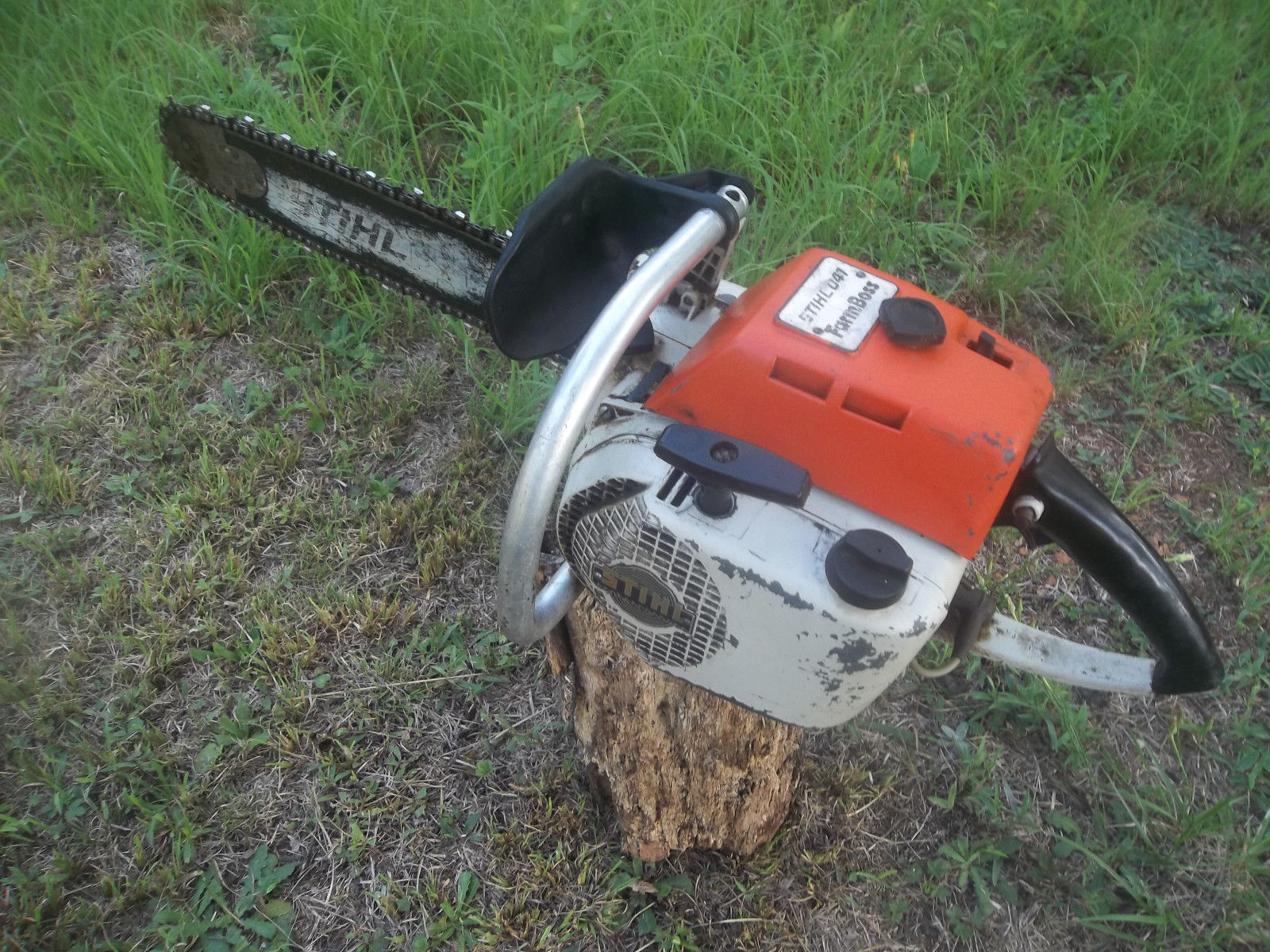 Stihl 041 farm Boss Manual